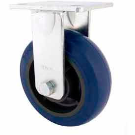 RWM 46 Series Medium Heavy Duty Industrial Rigid Plate Casters
