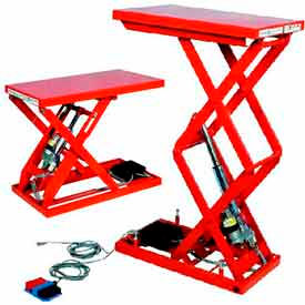 Awe Inspiring Hydraulic Scissor Lift Tables Electric Air Powered Lift Download Free Architecture Designs Crovemadebymaigaardcom