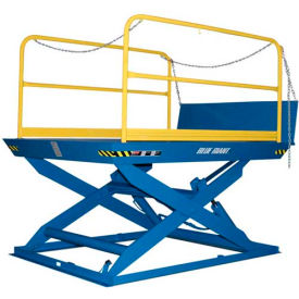 Blue Giant® Elevating Scissor Dock Lift