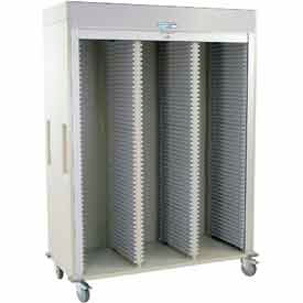Harloff MedstorMax Triple Column Medical Mobile Cabinets