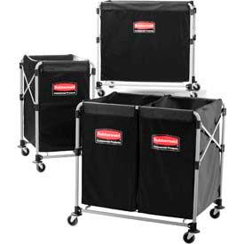 Rubbermaid® X-Cart pliable en vrac camions