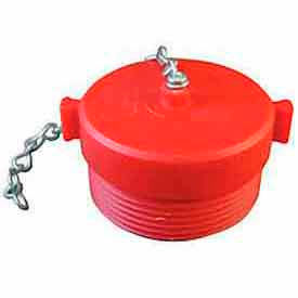 Fire Hose Caps & Plugs