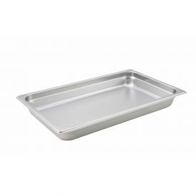 WINCO anti-brouillage vapeur Table Pan