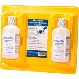 Stations personnelles de lavage des yeux et du visage d'urgence