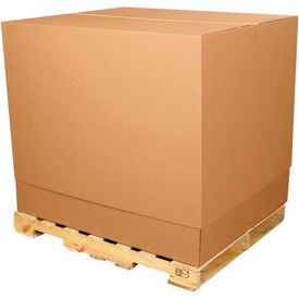 Bulk Boxes-Telescoping