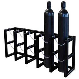 Cylinder Barricade Racks