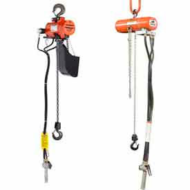 CM® Columbus McKinnon Air Powered Hoists