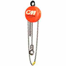 Palans à chaîne main CM® Columbus McKinnon Cyclone