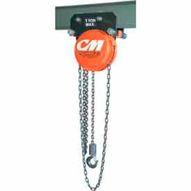 CM® Columbus McKinnon Army Type Cyclone Hoist Trolley Combos