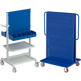 Valley Craft Modular A-Frame Bin Carts