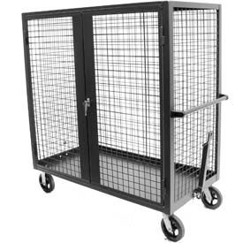 Steel Wire Security Trucks