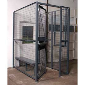 Driver Access Security Cages