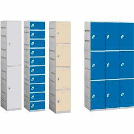 Salsbury Plastic Lockers