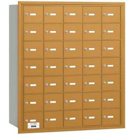 Salsbury 3600 Series 4B+ Horizontal Mailboxes, Private Access