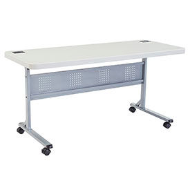 National Public places - coup moulé FlipnStore ordinateur Table
