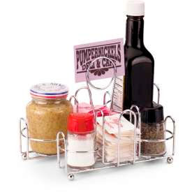 Vollrath Wire Condiment Organizers