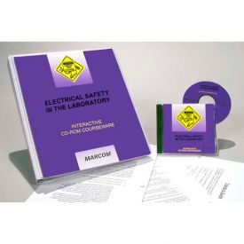 MARCOM Laboratory Safety Series Safety Training CD/DVD