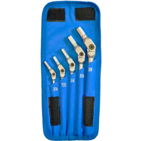 Pivot Head Inch Hex Wrench Sets
