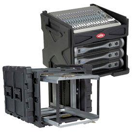 Music Equipment Case Racks