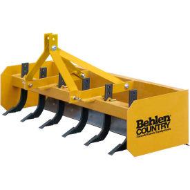 3-point tracteur Attachment Box lames