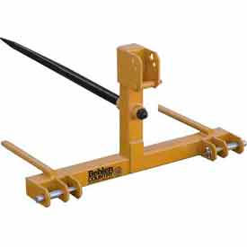 3-Point Tractor Implement Bale Spears
