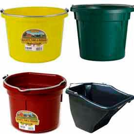 Animal Feed Buckets