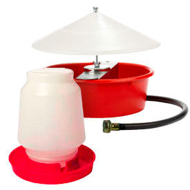 Little Giant Poultry Waterers