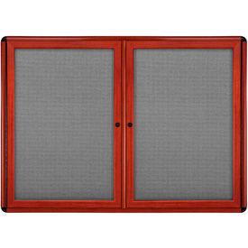 2 planches Surface de porte en caoutchouc/tissu/feutre