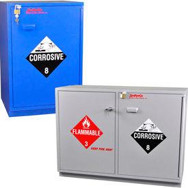 SciMatCo Metal-Free Plywood Acid Corrosive Cabinets
