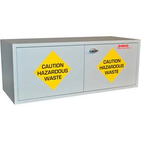 Armoires de déchets dangereux de contreplaqué sans métal SciMatCo