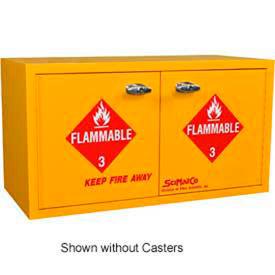 SciMatCo contreplaqué sans métal Mobile armoires inflammables