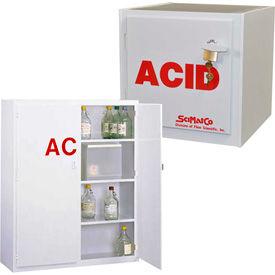 SciMatCo Acid/Base Polyethylene Cabinets