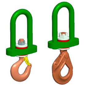 M & W Insulated Swivel Hooks