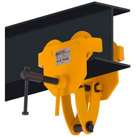 OZ Lifting Beam Trolleys with Clamp