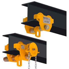 OZ Lifting Push & Geared Trolleys