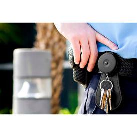 Retractable Reel Key Chains