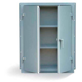 Heavy Duty Wall Mount and Counter Height Cabinets