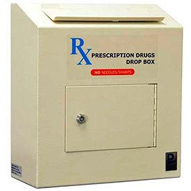 Boîtes de livraison de prescription Protex
