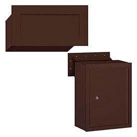 Boîtes de dépôt de courrier de porte - Commercial et résidentiel
