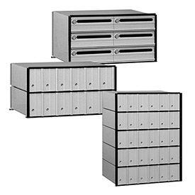 Commercial Aluminum Mailboxes