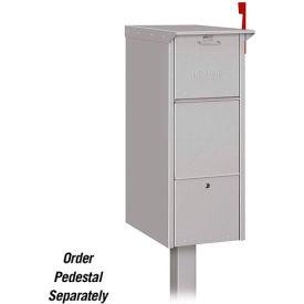 Courrier et paquet Drop et Collection voûtes - accès avant et arrière - USPS approuvé
