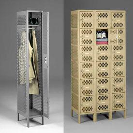 Tennsco All-Welded Ventilated Lockers