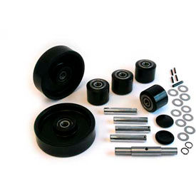 GPS Manual Pallet Jack Truck Replacement Wheel Kits