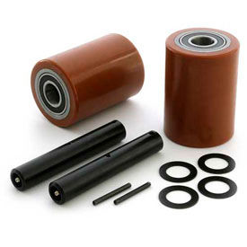 Self-Propelled Electric Pallet Jack Truck Replacement Wheel Kits
