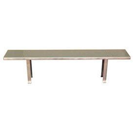 Stainless Steel Locker Benches