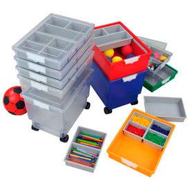 Certwood Plastic Totes & Rollatray Kits