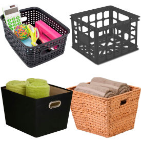 Organizer And Storage Totes