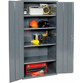 All-Welded Heavy Duty 16 Gauge Storage Cabinets
