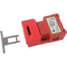 IDEM langue verrouillage sécurité coupe-circuit plat