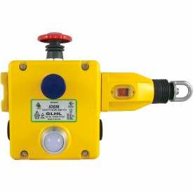 IDEM Safety Rope Pull Switch W/E s'arrête